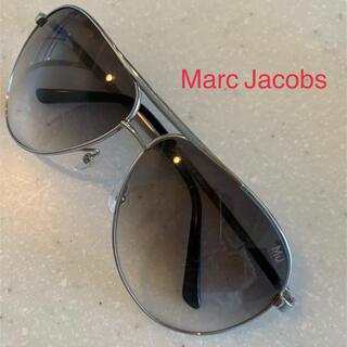マークジェイコブス(MARC JACOBS)のMarc Jacobs ティアドロップサングラス シルバー(サングラス/メガネ)