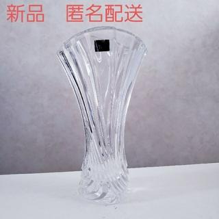 トウヨウササキガラス(東洋佐々木ガラス)の花瓶 ガラス フラワーベース(花瓶)