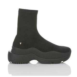 イエローブーツ(Yellow boots)のイエロー ブーツ yello スニーカーブーツ 厚底スニーカー NIKE(ブーツ)