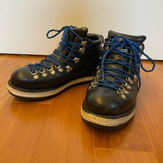 2月28日まで)VISVIM ビズビム/靴 ブーツ マウンテンブーツ 黒
