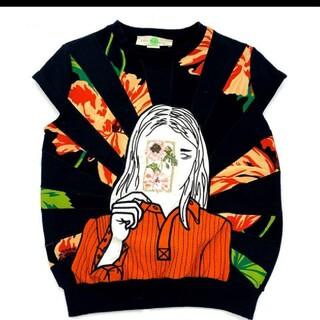 ステラマッカートニー(Stella McCartney)の美品✨鑑定済✨STELLAMcCARTNEY ステラマッカートニー カットソー✨(Tシャツ(半袖/袖なし))