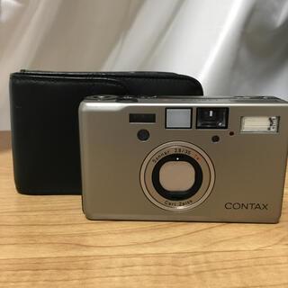 キョウセラ(京セラ)のコンタックス t3(フィルムカメラ)