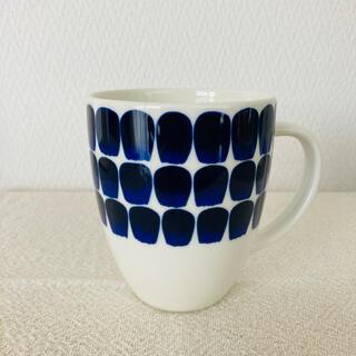 アラビア(ARABIA)のアラビア トゥオキオ マグカップ(中古)(グラス/カップ)