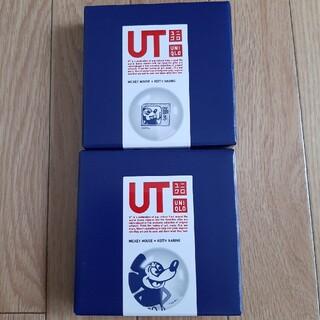 ユニクロ(UNIQLO)の現物のみ レア完売 日本製 ミッキーマウス キースヘリング マメザラ (食器)