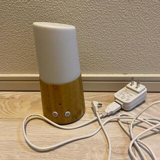 アロマディフューザー 超音波 木目調(アロマディフューザー)
