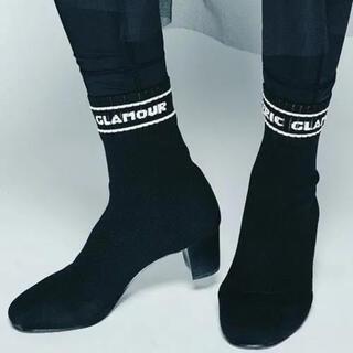 ヒステリックグラマー(HYSTERIC GLAMOUR)のヒステリックグラマー   LINE LOGO SOXブーツ(ブーツ)