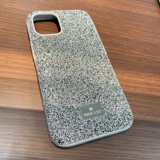 スワロフスキー(SWAROVSKI)のスワロフスキー iPhone12mini(iPhoneケース)