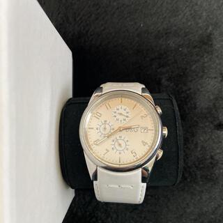 ドルチェアンドガッバーナ(DOLCE&GABBANA)の【⭐︎送料無料⭐︎】 D&G ドルチェ&ガッパーナ 腕時計  白(腕時計(アナログ))