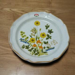 ミカサ(MIKASA)のmikasa    花柄皿    ガーデンクラブ(食器)