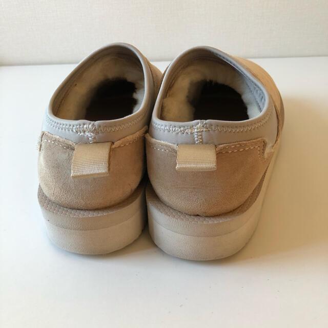 L'Appartement DEUXIEME CLASSE(アパルトモンドゥーズィエムクラス)のアパルトモン★スイコック ベージュ 24cm レディースの靴/シューズ(スリッポン/モカシン)の商品写真