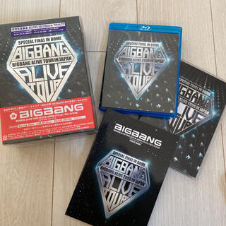 ビッグバン(BIGBANG)のBIGBANG/BIGBANG ALIVE TOUR 2012 IN JAPA…(ミュージック)