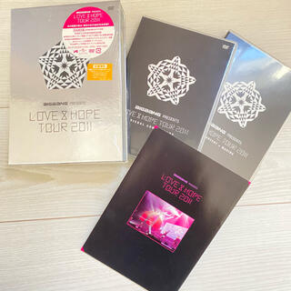 """ビッグバン(BIGBANG)のBIGBANG/BIGBANG PRESENTS""""LOVE&HOPE TOUR…(ミュージック)"""