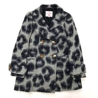 Vivienne Westwood - ヴィヴィアンウエストウッド レオパード コート Pコート 1