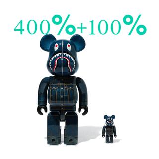 メディコムトイ(MEDICOM TOY)のBE@RBRICK Levi's BAPE 400%,100% MEDICOM (その他)