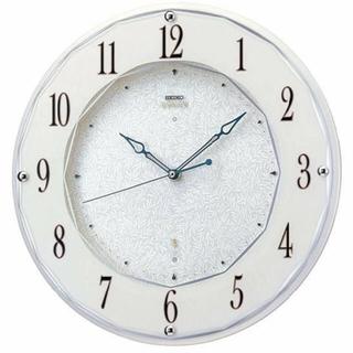 セイコー(SEIKO)のもゆ様専用 壁掛け時計 SEIKO セイコー EMBLEM 電波時計(掛時計/柱時計)