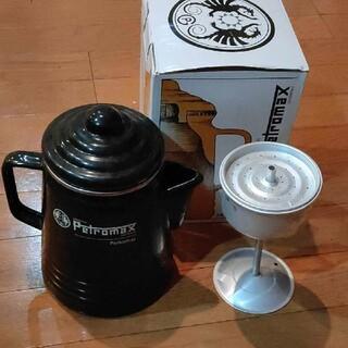 ペトロマックス(Petromax)のペトロマックス ニューパーコマックスブラック(調理器具)