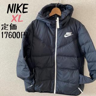 NIKE - XL ジャケット NIKE 新品 中綿 レディース   定価17600円