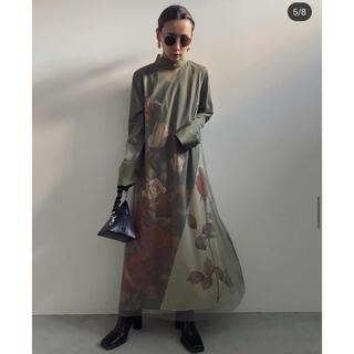 アメリヴィンテージ(Ameri VINTAGE)の新品 Ameri vintage 3WAY ALYSSA SMOCK DRESS(ロングワンピース/マキシワンピース)