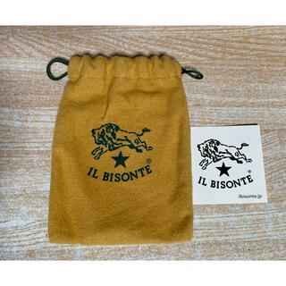 イルビゾンテ(IL BISONTE)のイルビゾンテ/ロゴ入り袋&ステッカー(その他)