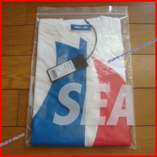 シー(SEA)のWIND AND SEA SAIL BOAT T-SHIRT Tシャツ 平野紫耀(Tシャツ/カットソー(半袖/袖なし))