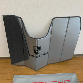 ポルシェ(Porsche)のポルシェ 987c ケイマン サンシェード(車内アクセサリ)