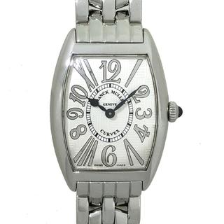 フランクミュラー(FRANCK MULLER)のフランクミュラー 腕時計 1752QZ REL V-R OAC(腕時計)