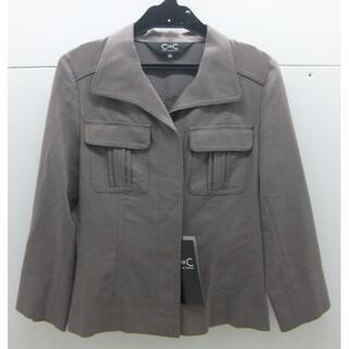 COUP DE CHANCE - *1378・クードシャンス シャツジャケット 薄手 ブラウン 未使用品