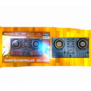 パイオニア(Pioneer)のDDJ-200(DJコントローラー)