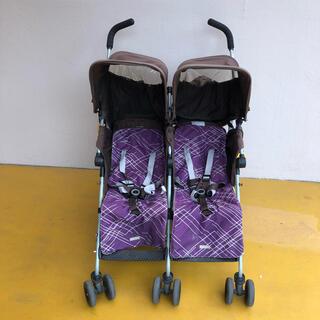 Maclaren - 【送料込価格】マクラーレン ツイントライアンフ 二人乗り 双子 年子