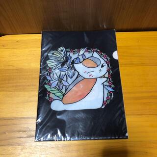 ハクセンシャ(白泉社)の夏目友人帳展 ニャンコ先生 切り絵A5クリアファイル(クリアファイル)