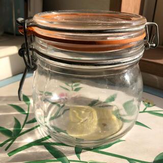 レトロ 保存ビン 保存容器 密閉容器 梅酒やピクルスなど(容器)