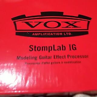ギターエフェクター vox stomplab IG (エフェクター)
