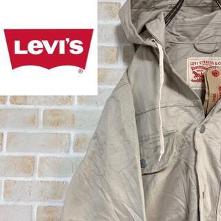 リーバイス(Levi's)の●リーバイス●コットンフーディージャケット スナップボタン フード取外し(その他)