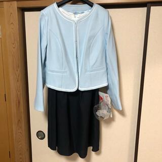 ニッセン(ニッセン)のフォーマル スーツ 15号 大きいサイズ(スーツ)