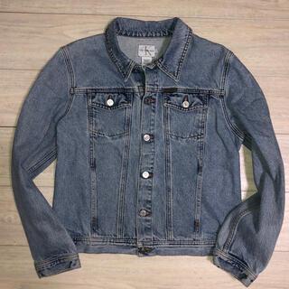 カルバンクライン(Calvin Klein)のcalvin klein jeans カルバン・クライン デニム(Gジャン/デニムジャケット)