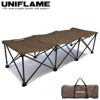 ユニフレーム(UNIFLAME)のちえぞう様専用 ユニフレーム コット(テーブル/チェア)