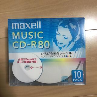 マクセル(maxell)のmaxell music CD-R 80(その他)