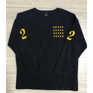 BAGARCH バガーチ ペイズリー ロンT(Tシャツ/カットソー(半袖/袖なし))