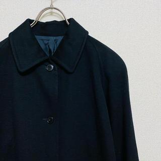 ビームス(BEAMS)の一点物 日本製 Crott cashmere100% ロングコート(ロングコート)