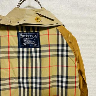 バーバリー(BURBERRY)の一点物 90年代vintage バーバリー ノヴァチェック トレンチコート(トレンチコート)