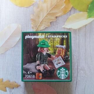 スターバックスコーヒー(Starbucks Coffee)の【新品未開封】スターバックス プレイモービル ジェニー(その他)