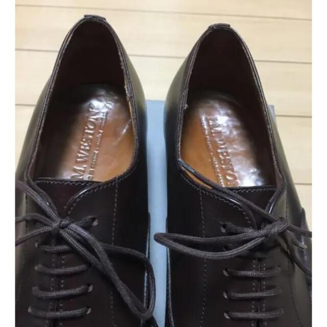 J.M. WESTON(ジェーエムウエストン)のJ.M.WESTON サイズ7 C メンズの靴/シューズ(ドレス/ビジネス)の商品写真