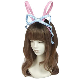 Angelic Pretty - BUNNY TOYカチューシャ