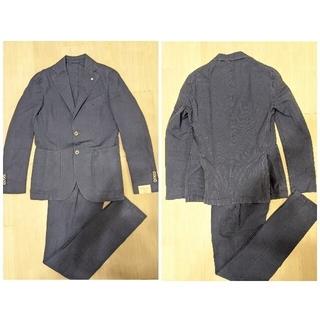 ボリオリ(BOGLIOLI)のL.B.M.1911 春夏用スーツ(セットアップ)