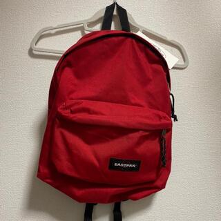 east pak backpack red 新品