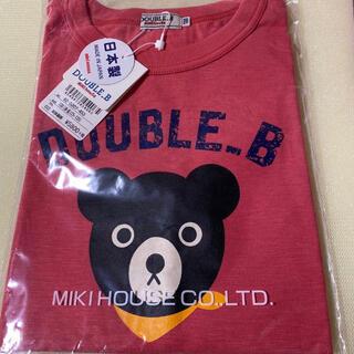 ダブルビー(DOUBLE.B)のダブルB Tシャツ 130(Tシャツ/カットソー)