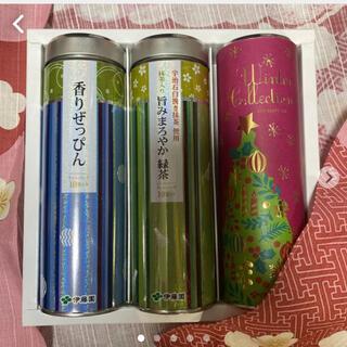 イトウエン(伊藤園)の伊藤園 贈答品 ギフト缶(茶)