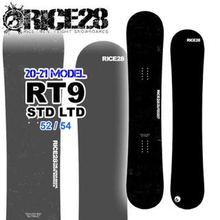 ライストゥエンティーエイト(RICE28)の20-21 Rice28 RT9 LTD リミテッド 154cm(ボード)