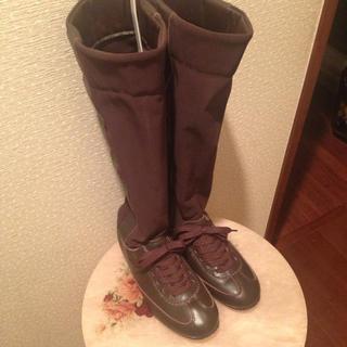 イッセイミヤケ(ISSEY MIYAKE)のブーツ(ブーツ)