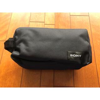 ソニー(SONY)のソニーフェア成約記念品Wファスナーポーチ(非売品)(ケース/バッグ)